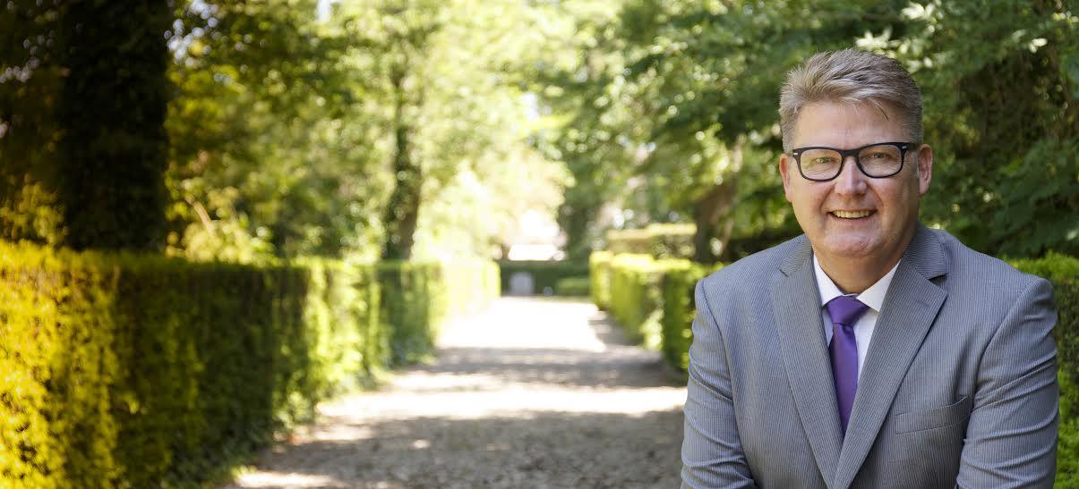 Edwin Smid - Uitvaartzorg Hoogvliet