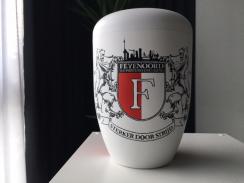 Feyenoord urn (Supportersvereniging De Feijenoorder)