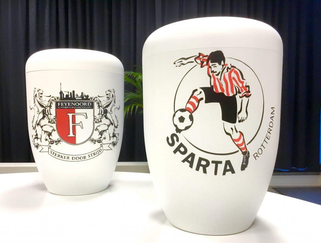 Sparta en feyenoord urn